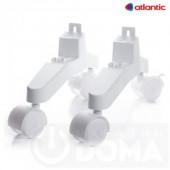 Комплект подставок Atlantic UNIVERSAL под конвектор с колесами