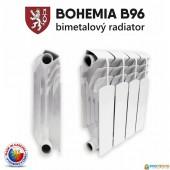 Радиатор биметаллический  Bohemia B96 300/96