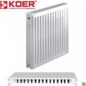 Радиатор стальной 11К 500*2000 KOER