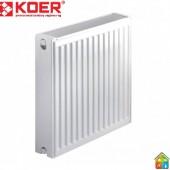 Радиатор стальной 22К 500*700 KOER
