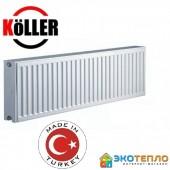 Радиатор стальной 22К 300*1000 Köller