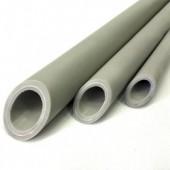 Труба  Ekoplastiks Stabi композит d50 (Алюминиевый слой, незачистная)