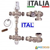 Насосно-смесительный узел ITAL (без насоса)