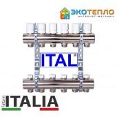 Коллектор для отопления ITAL на 2 контура