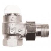 """Термостатический клапан HERZ-TS-E, угловой 1/2"""""""