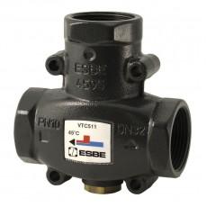 """Термостатический смесительный клапан ESBE VTC511 Rp 1 1/4""""  50*C"""