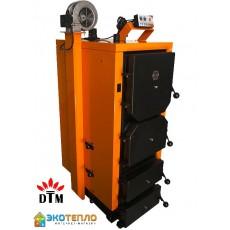 Котел на твердом топливе для отопления 100 кВт длительного горения