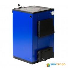 Котел на твердом топливе для отопления 12 кВт