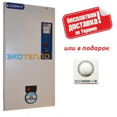 Электрический котел Tehnix Премиум 9 кВт 220/380 В с насосом