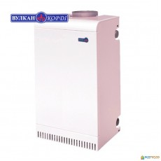 Аппарат отопительный газовый водяной Вулкан Корди 10E