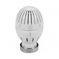 Термостатическая головка Giacomini с жидкостным датчиком, с настройкой против замораживания, с резьбовым подсоединением М30х1,5