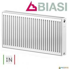 Радиатор стальной BIASI 22К 500*400 боковое подключение