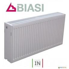 Радиатор стальной BIASI 33VK 500*3000 нижнее подключение