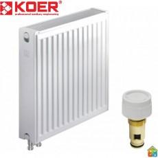 Радиатор стальной 22VК 500*400 KOER