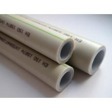 Труба ASG Nano Ag композит d20 (алюминиевый слой, незачистная)