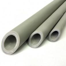 Труба  Ekoplastiks Stabi композит d75 (Алюминиевый слой, незачистная)