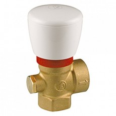 """Дифференциальный клапан разности давления Giacomini для установки в системах с термостатическими клапанами 3/4""""x3/4"""""""