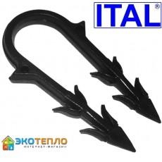 Скоба якорная ITAL для крепления трубы теплого пола (удлиненная)