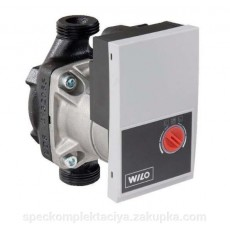 Насос циркуляционный WILO Европа серии RS оригинал (серый) YONOS PARA RS 25/6-RKA M 130