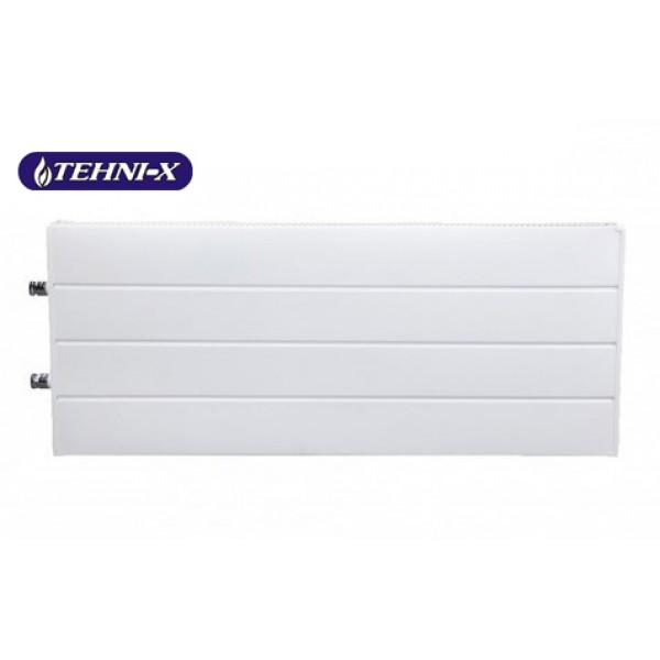 Радиатор отопления Tehni-x РСП-2-1000 с двумя теплообменниками