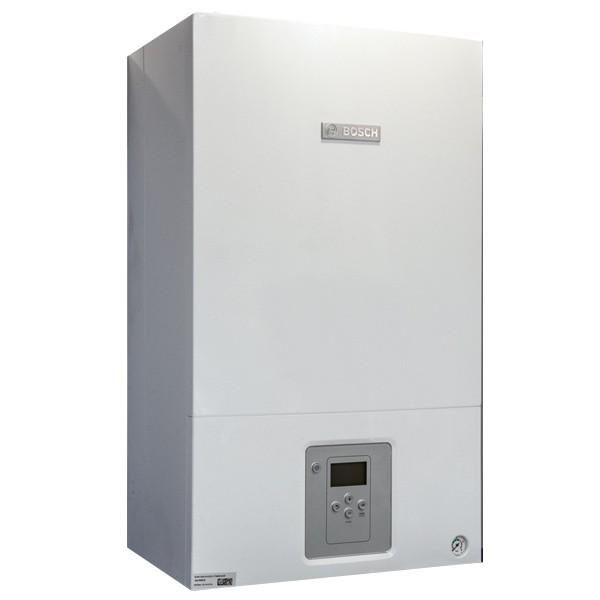Настенный газовый котел BOSCH с закрытой камерой сгорания, Gaz 6000 W (турбо) 24 кВт