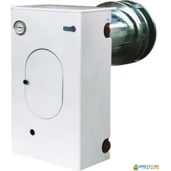 Аппарат отопительный газовый водяной Вулкан Корди 7ПЕ (Парапетный)