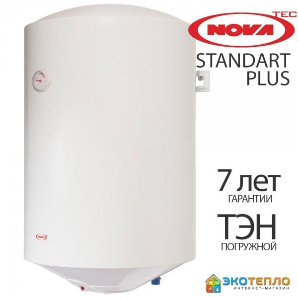 Водонагреватель NOVA Tec premium standart plus NT-SP 80 1х1,8 кВт