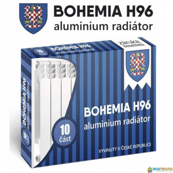 Алюминиевый радиатор  Bohemia H96 500/96