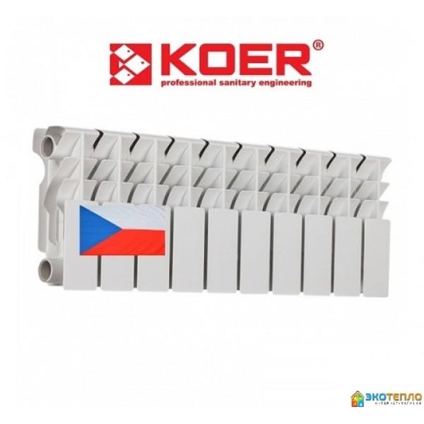 Радиатор биметаллический  KOER 200/96