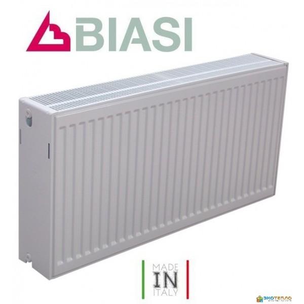 Радиатор стальной BIASI 33VK 500*2900 нижнее подключение