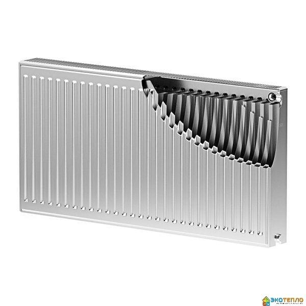 Радиатор стальной BIASI 22К 500*1600 боковое подключение