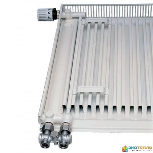 Радиатор стальной BIASI 22VК 300*2700 нижнее подключение