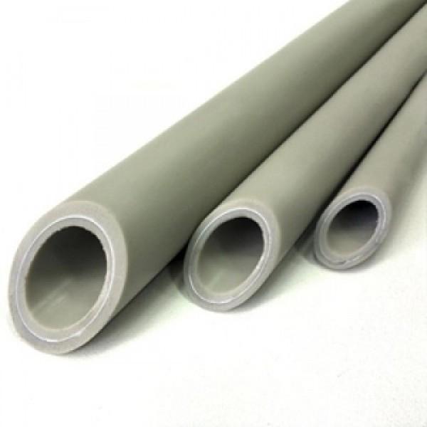 Труба  Ekoplastiks Stabi композит d90 (Алюминиевый слой, незачистная)
