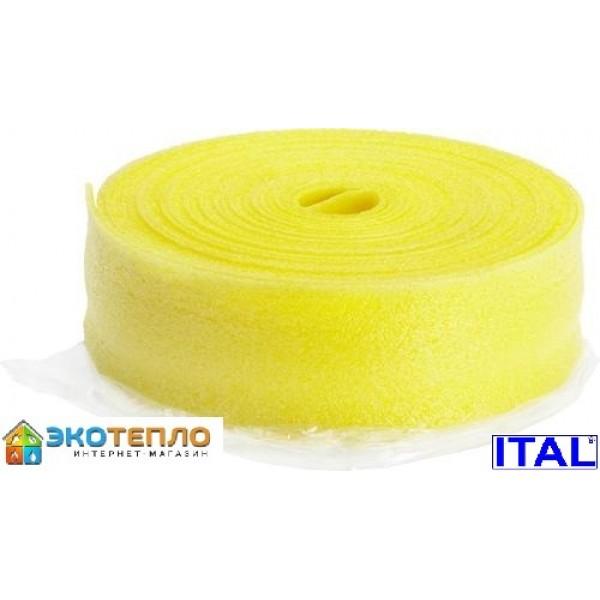 Демпферная лента ITAL для теплого пола 50/6МТ