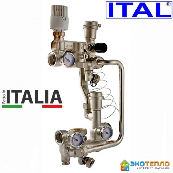 Насосно-смесительный узел ITAL CombiMIX (без насоса)