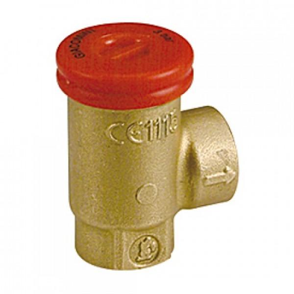 Предохранительный  клапан з внут. резьбой 3 бар