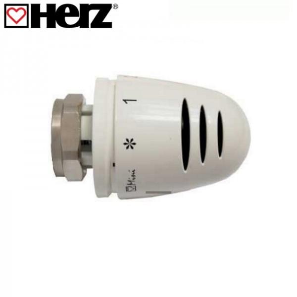 Термостатическая головка HERZ- MINI, М 28 x 1,5