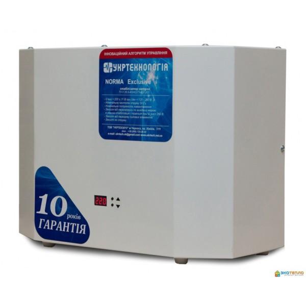 Стабилизатор напряжения Укртехнология Norma Exclusive 5000