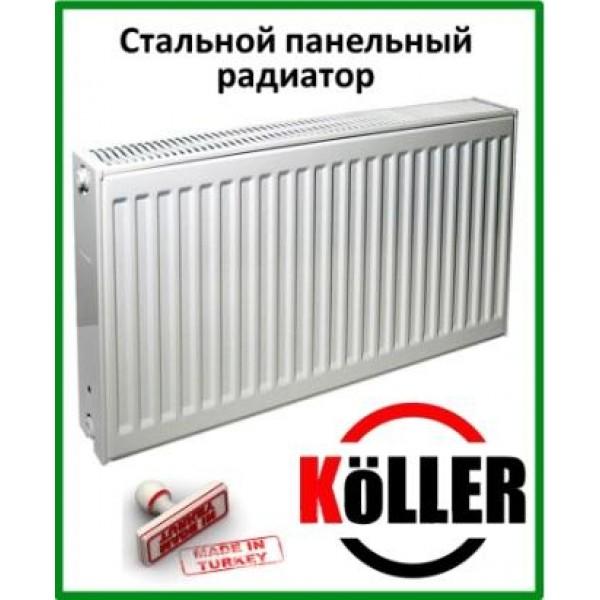 Радиатор стальной 22К 500*500 Köller